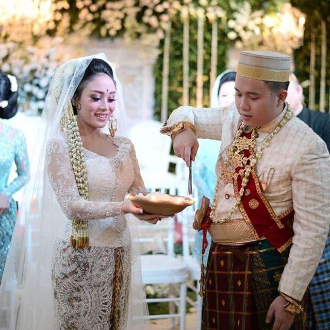 Yasmine Andhika CHANDIRA WEDDING PACKAGE by Chandira Wedding Organizer - 029