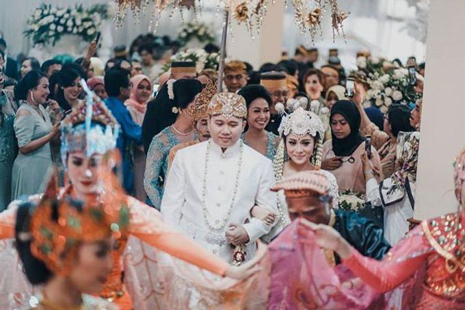 Yasmine Andhika CHANDIRA WEDDING PACKAGE by Chandira Wedding Organizer - 030