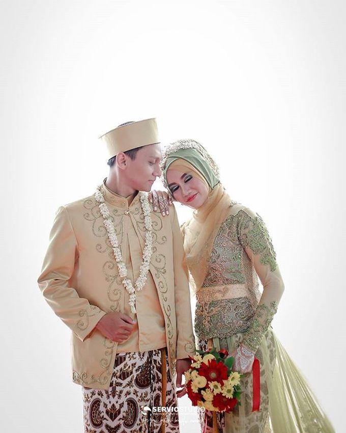 Wedding Atina&Haydar by Servio wedding studio - 008