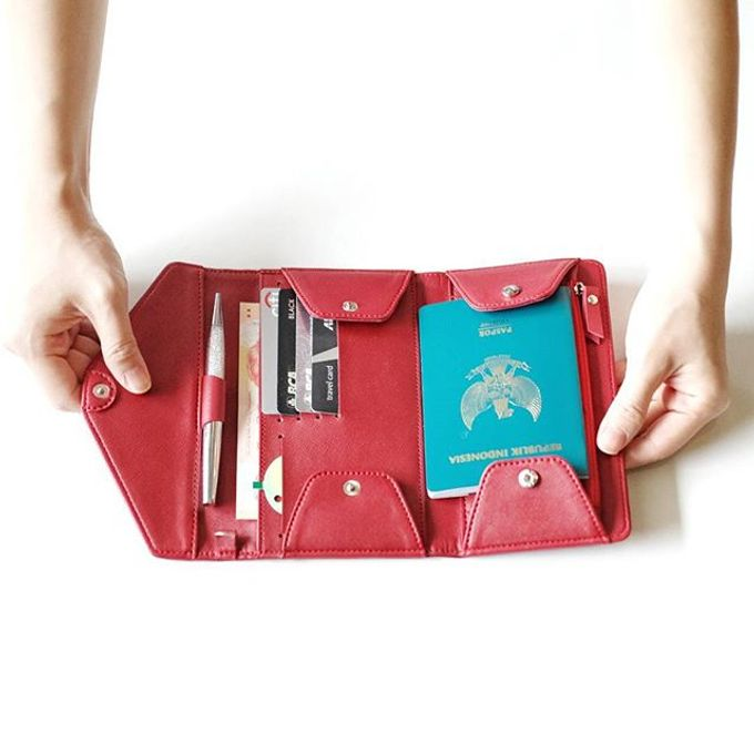Travel Wallet by Le'kado - 002