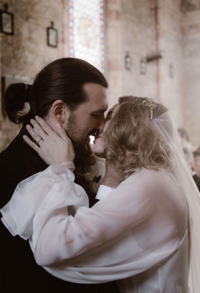 Alternative Wedding in Tenuta Mocajo in Tuscany  Italy by Fotomagoria - 035