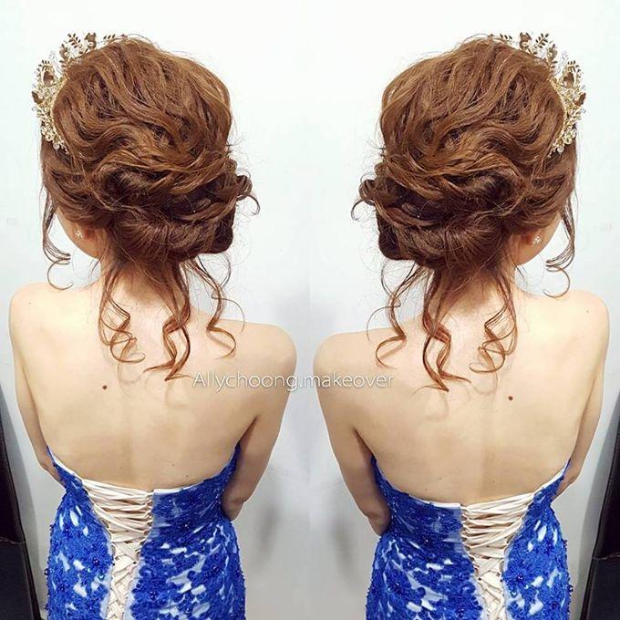 ALLY CHOONG BRIDAL MAKE UP & HAIR STYLING by Ally Choong . Make Over - 024