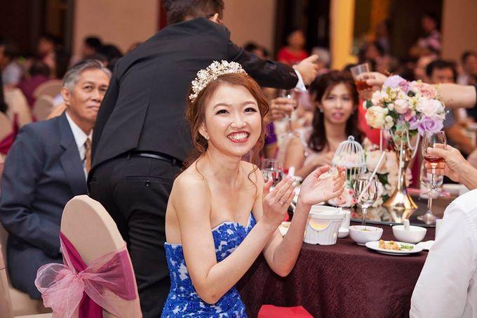 ALLY CHOONG BRIDAL MAKE UP & HAIR STYLING by Ally Choong . Make Over - 025