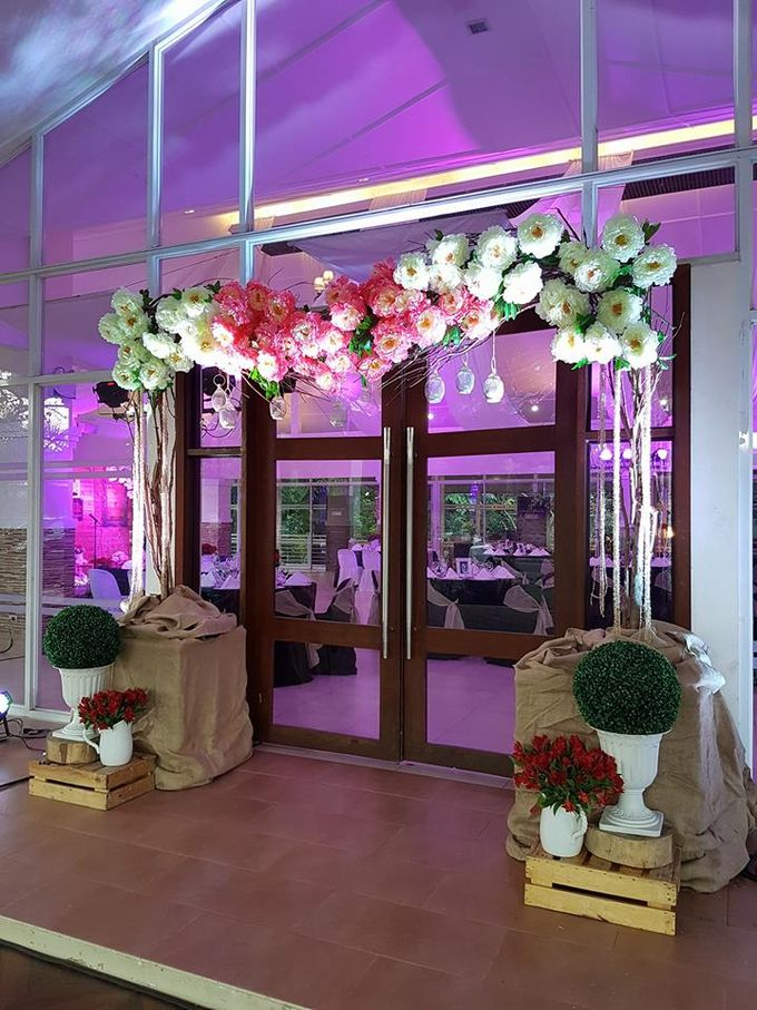 Albert and Eveluna Wedding by Heaven Events Management - 002