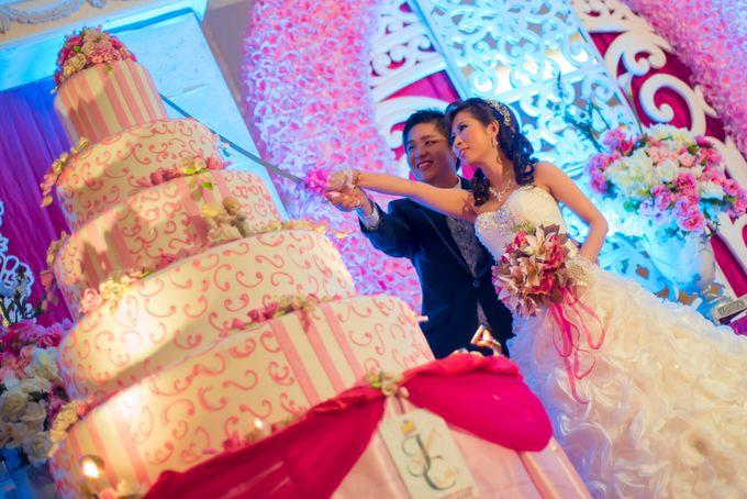Benny & Sylvia Wedding by Experia Photography - 003