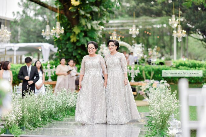 BETHILA & OBED by Raffles Hills Cibubur - On Green Garden Venue - 003