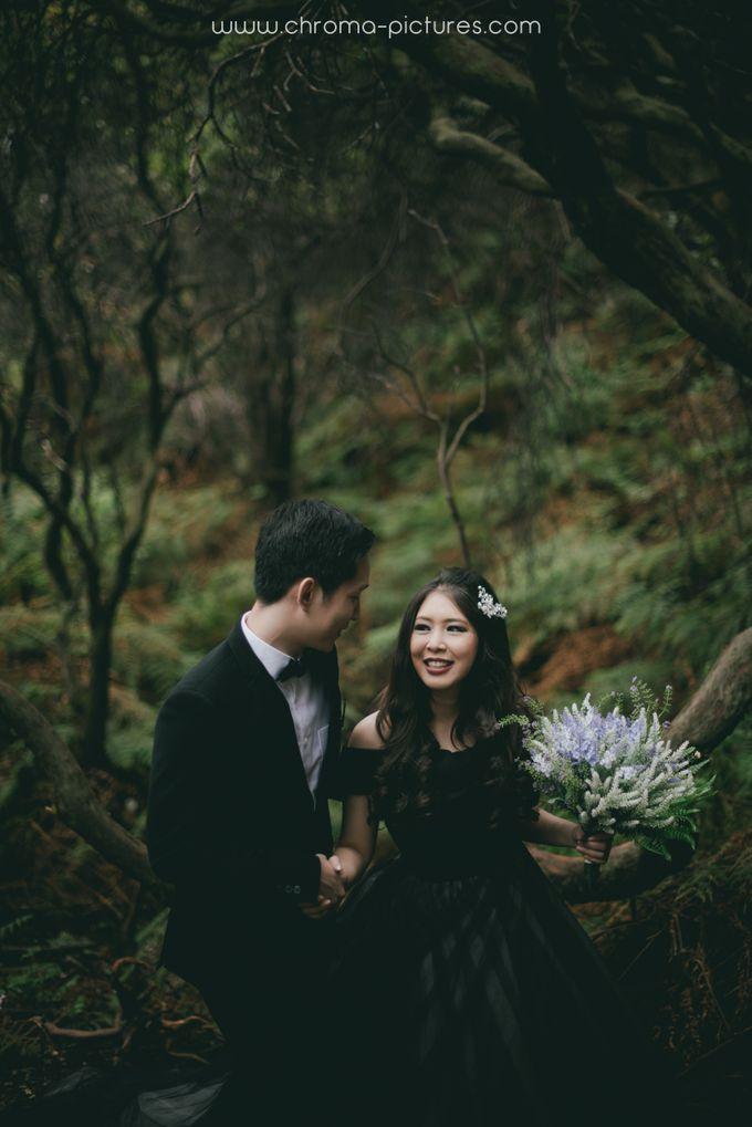 Derrick & Sonia Prewedding by Chroma Pictures - 026
