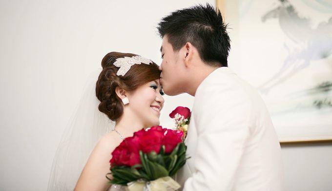 Fery & Nova - Wedding Day by HD Photography - 017