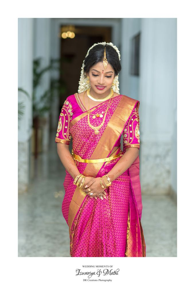 Wedding of Ishwariya & Mathi by DR Creations - 026