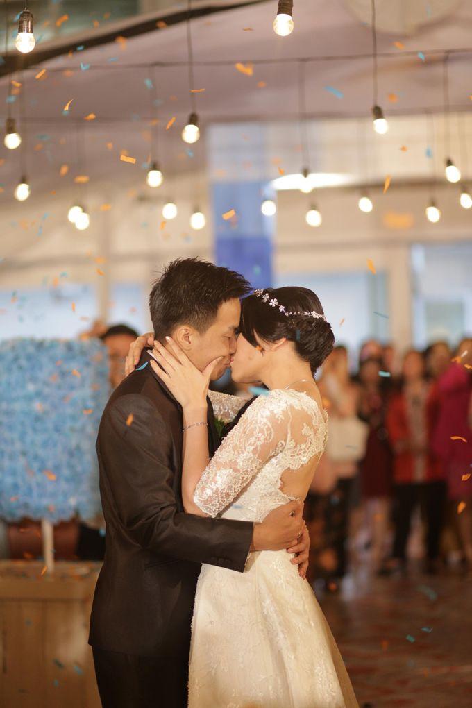 Jeffrey & Gavy The Wedding by Dream High Music Entertainment - 009