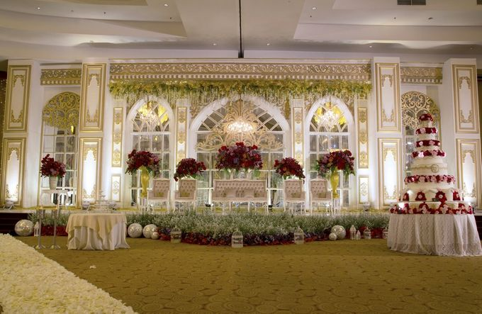 Wedding of Rendy & Fransisca by The Palms Ballroom - 017