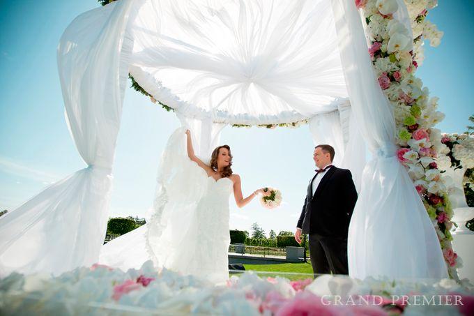 Wedding in the Konstantinovsky Palace by Grand Premier - 021