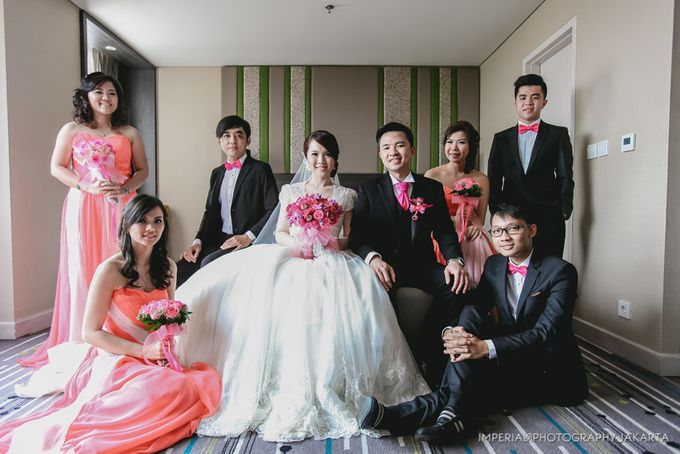 Yohanes & Vhina Wedding by Imperial Photography Jakarta - 026