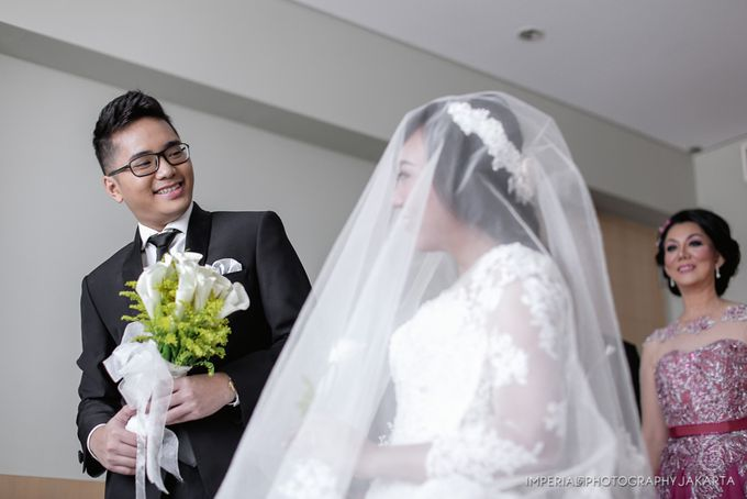 Yonathan & Dina Wedding by Imperial Photography Jakarta - 021