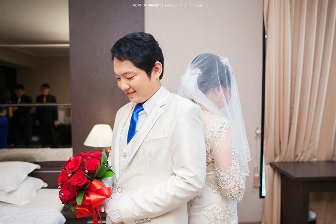 Elit Condro and Fransisca - wedding by HD Photography - 014