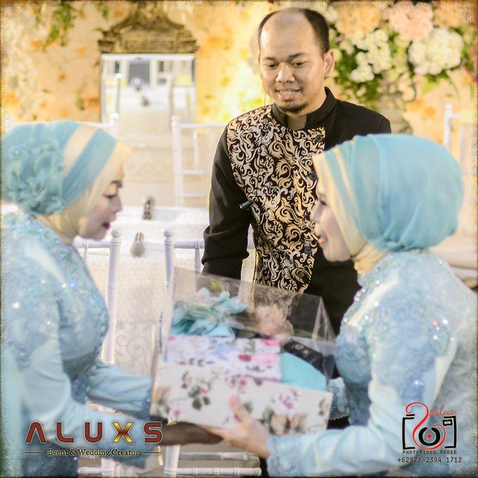 The Wedding of Santa & Khresna by Alux's Event & Wedding Creator - 027