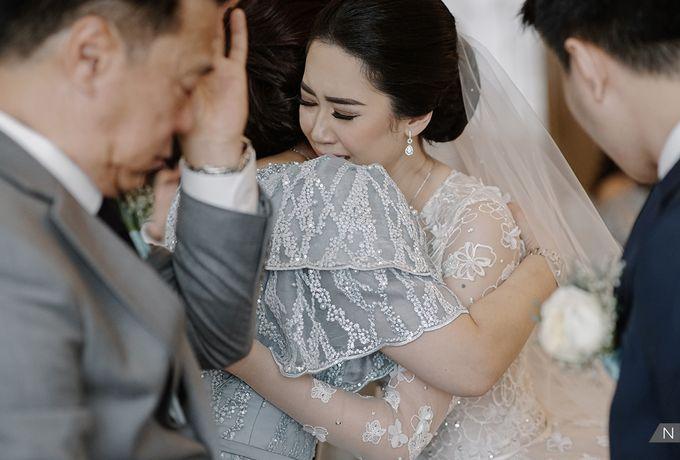 Felix & Hanna Wedding by Shangri-La Hotel - 027
