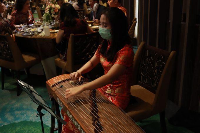 Chinese Instrumental Sangjit Taste Paradise Hyatt Jakarta - Double V by Double V Entertainment - 001