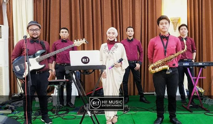 Wedding Reception Events (The Band) by Hi! Music Entertainment - 011