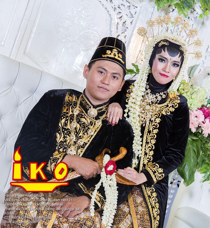 Rias & Busana Pengantin by IKO Catering Service dan Paket Pernikahan - 024