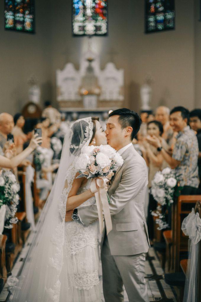 Alvin & Natasha Wedding by Philip Formalwear - 018