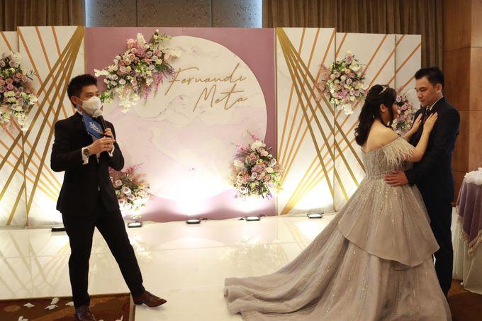 MC Wedding Intimate Hotel Mulia Jakarta - Anthony Stevven by Anthony Stevven - 019