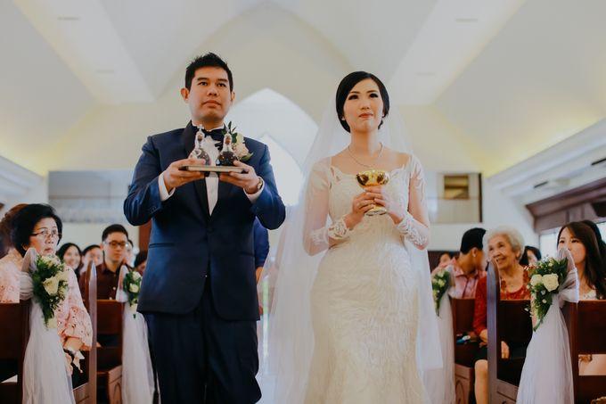 Wedding Hosana & Vina by Ananda Yoga Organizer - 025