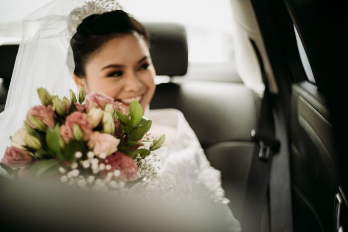 Nicole & Daniel Wedding at Menara Imperium by AKSA Creative - 024