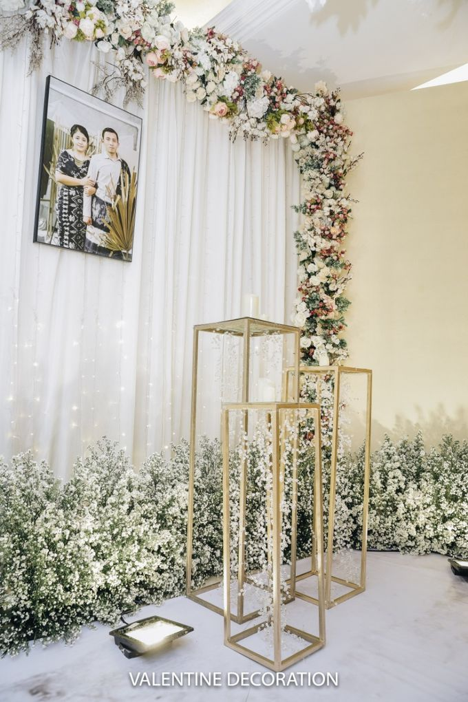 Ary & Dita  Wedding Decoration by MY MUSE BY YOFI - 027