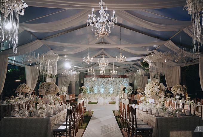 Dion Wiyoko & Fiona Wedding by Djampiro Band Bali - 027