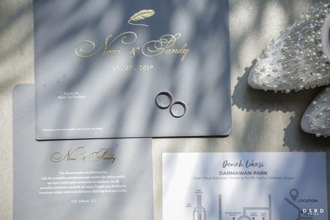 The Wedding Of Novi & Sandy by Pandjava Culinary Service - 026