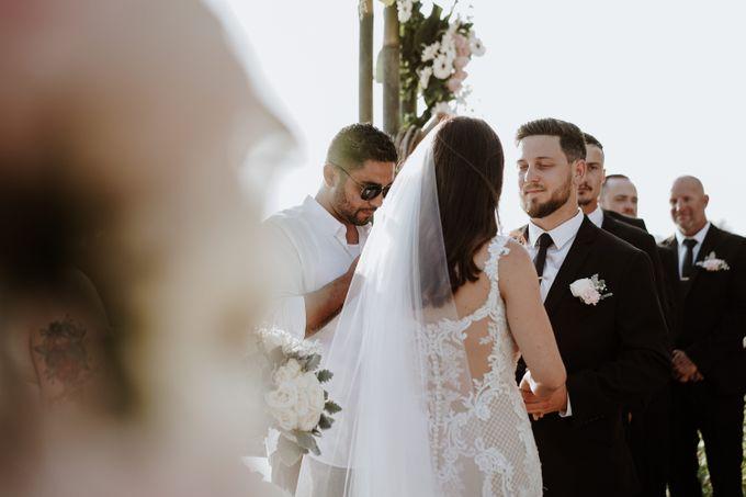 Mindy & Cameron Wedding at W Hotel Bali by AKSA Creative - 027