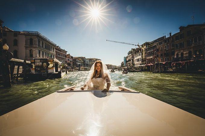 Luxury wedding in Venice by CB Photographer Venice - 006