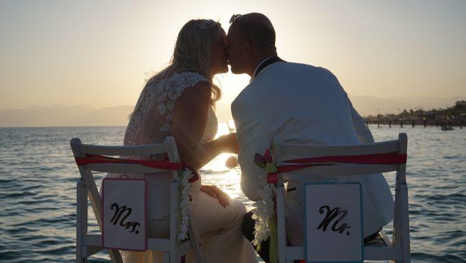 Wedding by the sea in Antalya -Lucy & Daniel- by Wedding City Antalya - 026