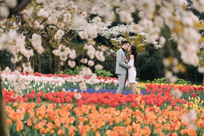 Ditto & Silvy Prewedding by Dhika by MA Fotografia - 027