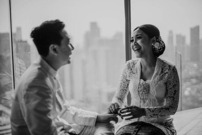 Resa & Bunga Wedding by AKSA Creative - 022