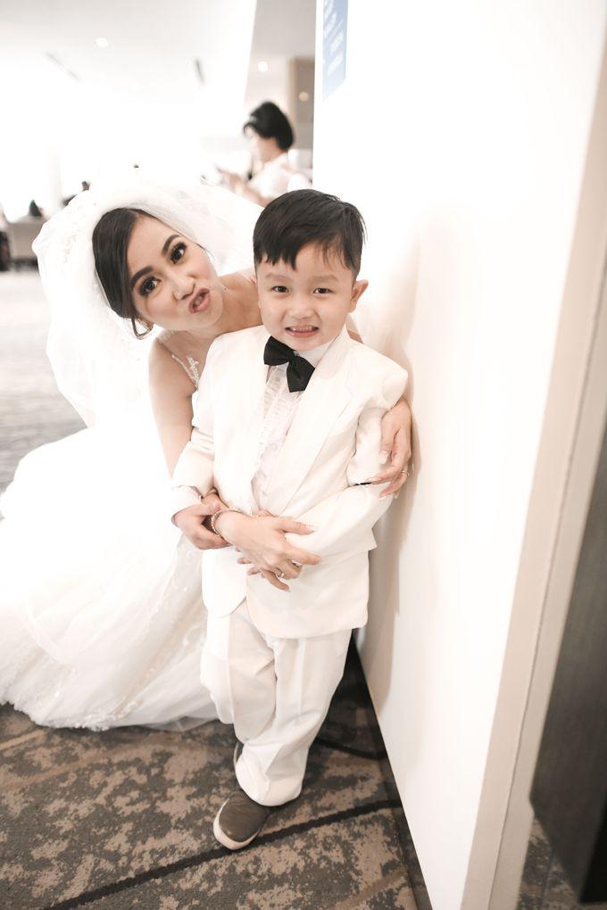 Pullman Hotel Thamrin - Thyo & Kezia Holy Matrimony by Impressions Wedding Organizer - 003