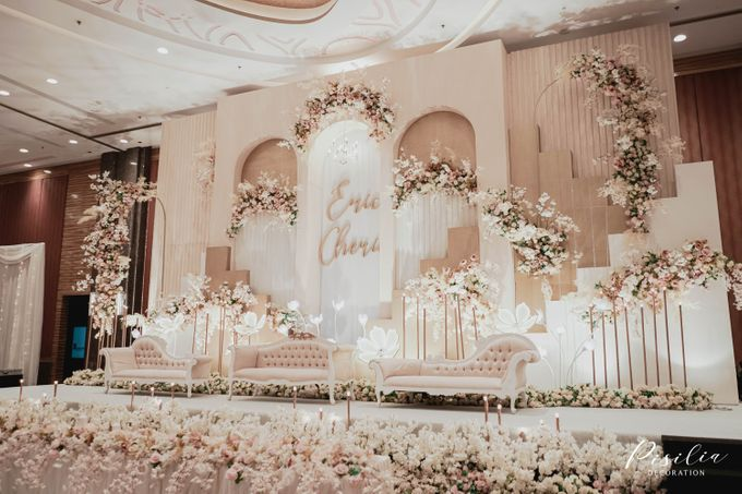 Skenoo Hall Pluit, 19 Jun '21 by IKK Wedding Venue - 027