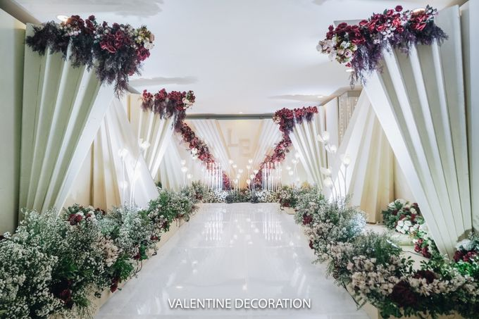 Ludwig & Eve Wedding Decoration by Andy Lee Gouw MC - 027