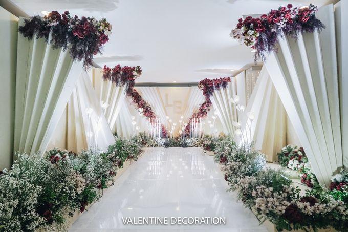 Ludwig & Eve Wedding Decoration by Valentine Wedding Decoration - 027