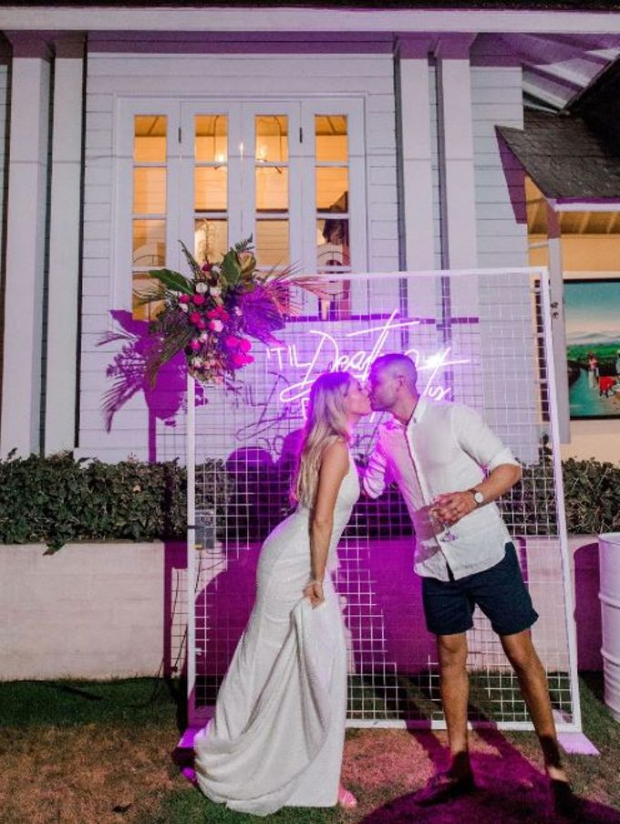 Brooke & Khalid Wedding by Bali Brides Wedding Planner - 027