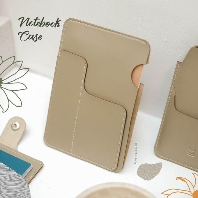 Notebook Case by McBlush Merchandise Service by Mcblush Merchandising Service - 001