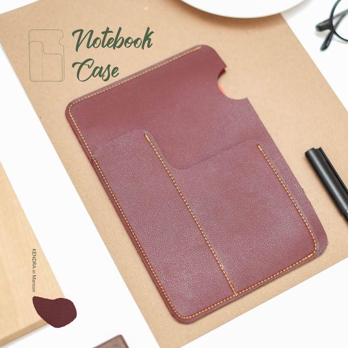 Notebook Case by McBlush Merchandise Service by Mcblush Merchandising Service - 002