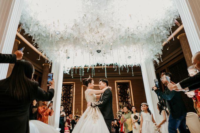 The Wedding of Leon & Audrey by Hotel Indonesia Kempinski Jakarta - 026