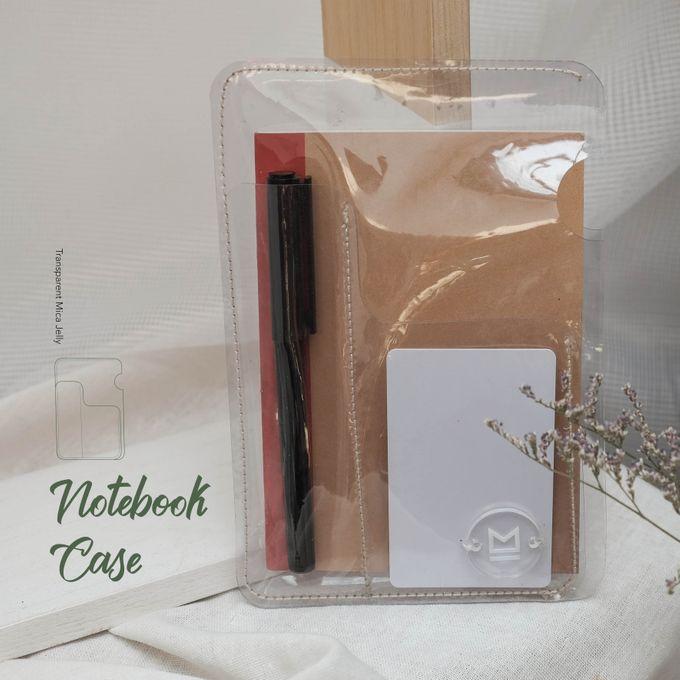 Notebook Case by McBlush Merchandise Service by Mcblush Merchandising Service - 005