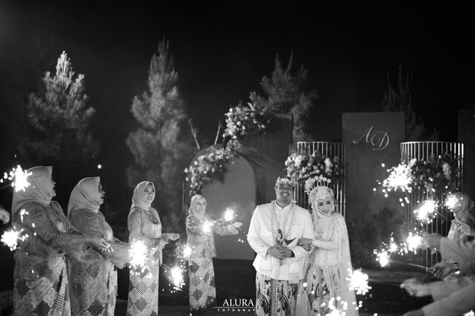 the wedding Adin&Dira by THE HIVE BUMI PANCASONA - 011