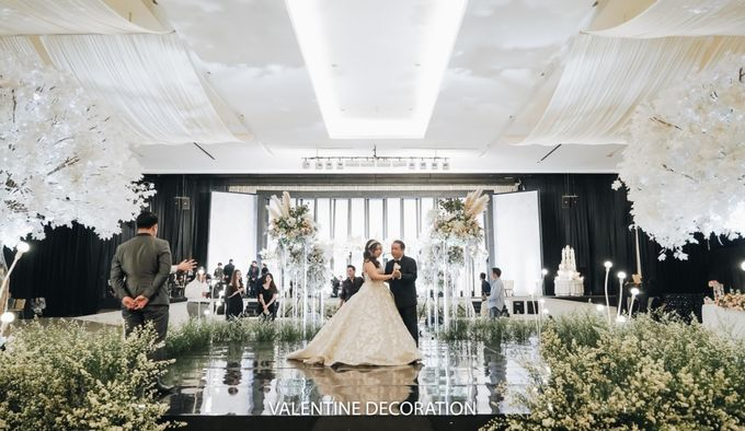 Sandy & Ferlina Wedding Decoration by TOM PHOTOGRAPHY - 028