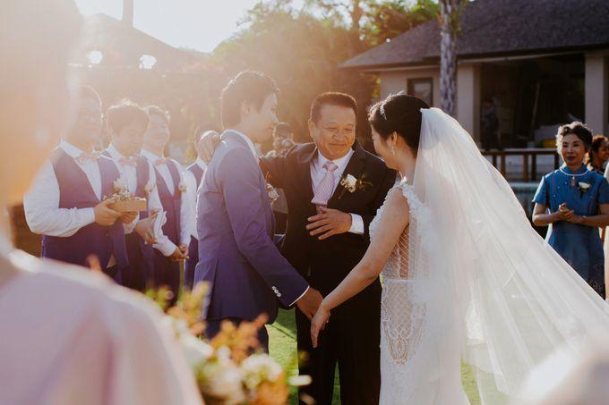The Wedding of Ryoichi & Stephanie by BDD Weddings Indonesia - 022