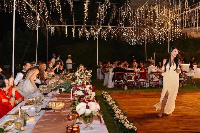 The Wedding of Donald & Larissa by BDD Weddings Indonesia - 028