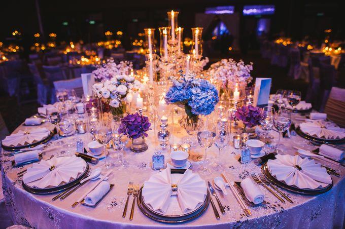 Weddings at Mandarin Oriental by Mandarin Oriental, Kuala Lumpur - 034